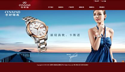 手表网站建设|深圳网站建设