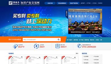 知识产权网站建设