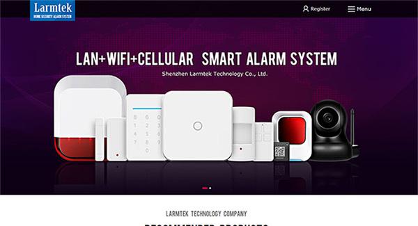 电子产品外贸网站