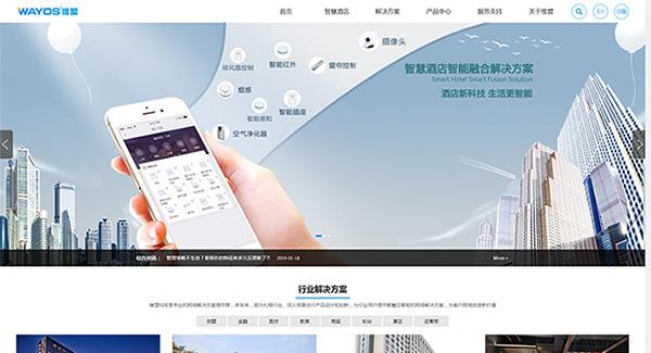 深圳网站建设作品